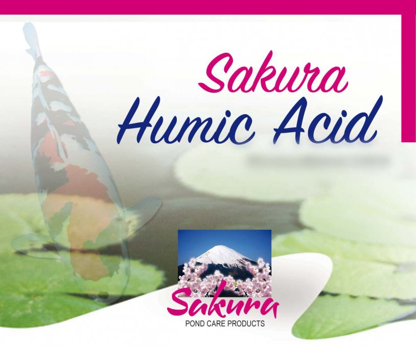 Sakura Humic Acid 1000 ml
